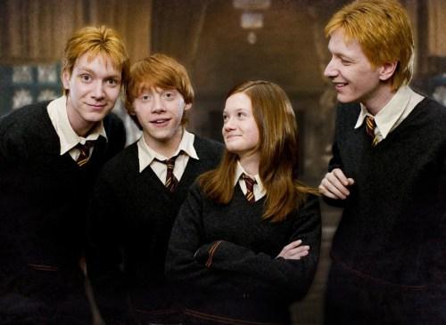 weasley-four