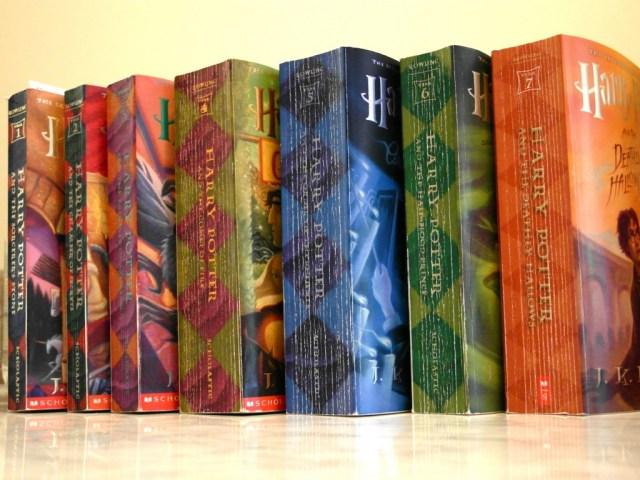 Harry-Potter-Books