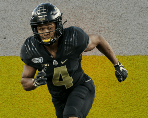 Rondale Moore NFL Draft
