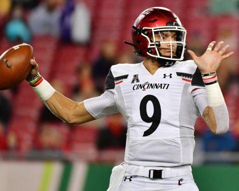 Desmond Ridder 2022 NFL draft