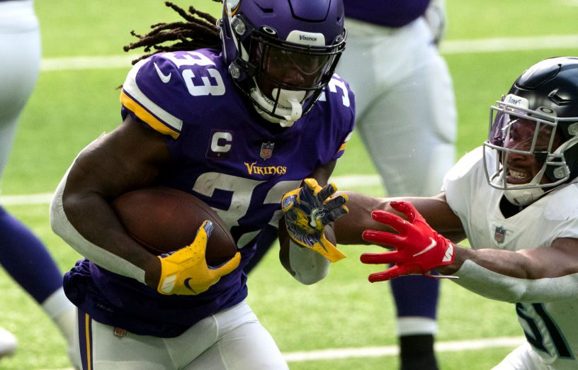 Mike Zimmer: Dalvin Cook to have normal workload on Sunday