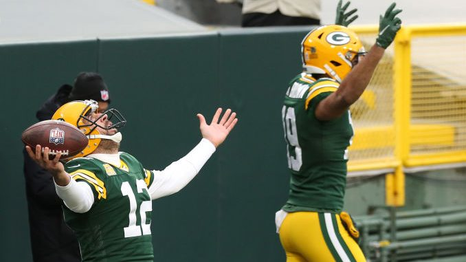 Fans or not, Aaron Rodgers wants more of the Lambeau Field traditions