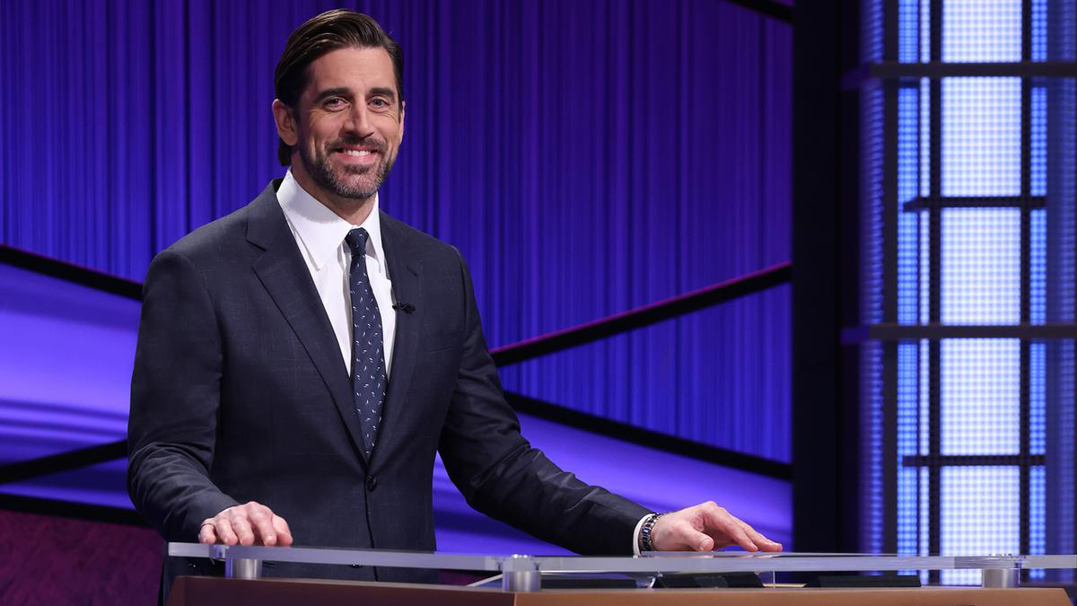 Aaron Rodgers apparently won't be the next Jeopardy! host