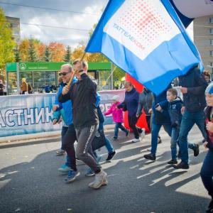 «Кросс  Нации  – 2019» в Нижнекамске