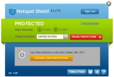 Hotspot Shield Elite Crack Full Version Download