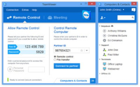 TeamViewer 12.0.83369 Crack [Patch + Portable]