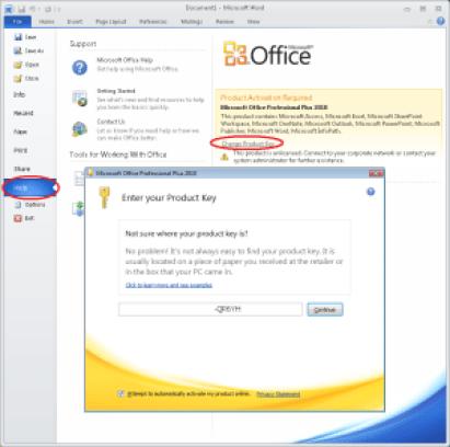 MS Office 2010 EZ Activator & Toolkit