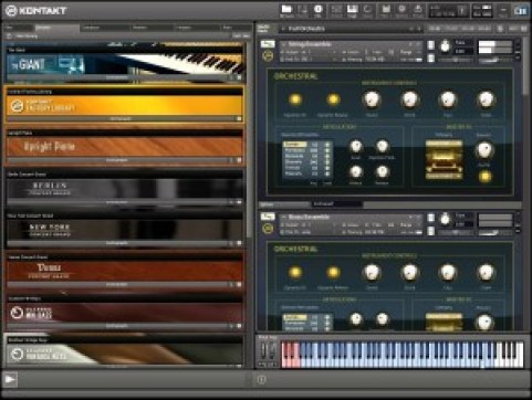 Kontakt 5 Crack Serial Number [Patch + Keygen]
