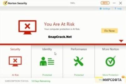 Norton Internet Security 2016 Crack For Windows