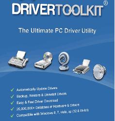 Driver Toolkit License Key Generator Latest Free