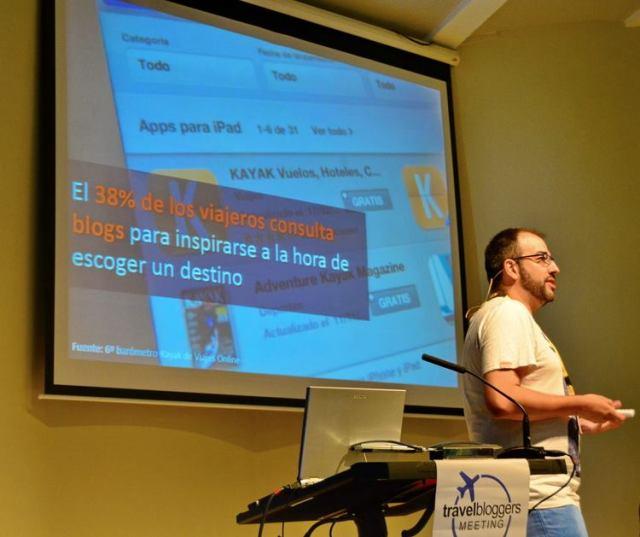 Mi ponencia en el TBM Gijón