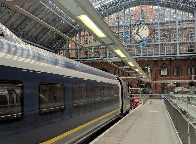Eurostar Londres