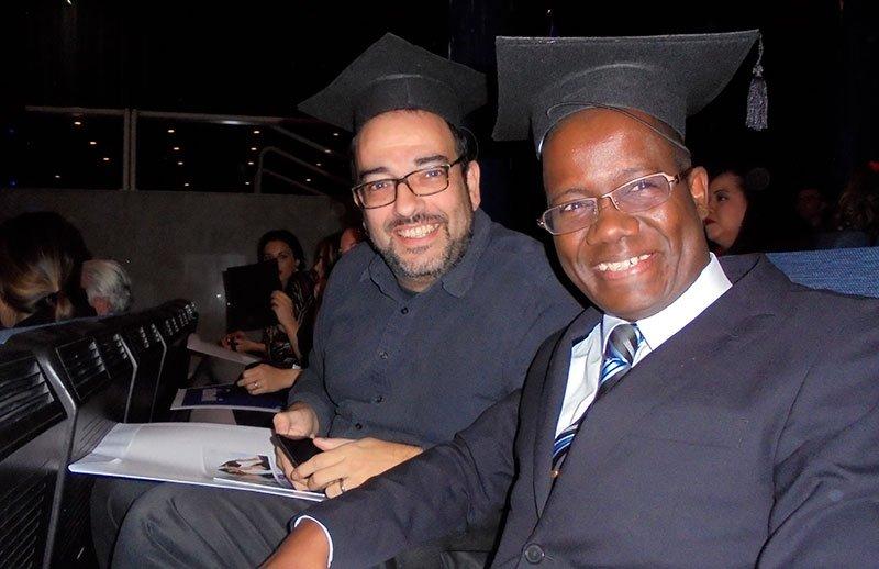 Graduación del máster