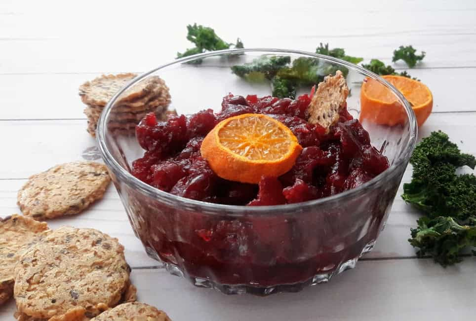 Cranberry Sauce Recipe ProfusionCurry