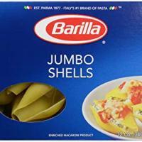 Barilla Jumbo Shells Pasta, 12 oz