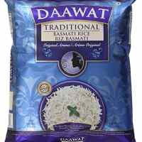 Daawat Traditional Basmati Rice, 10 Pound
