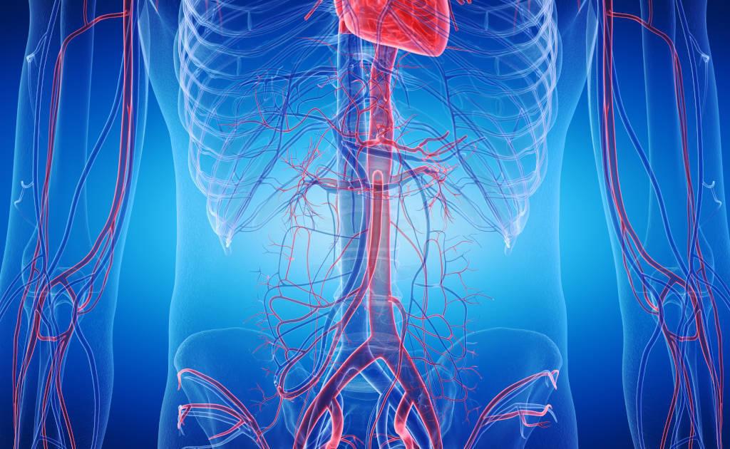Príznaky zúžených ciev