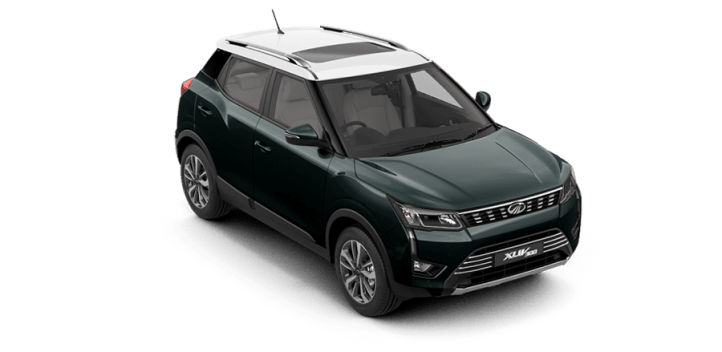 New mahindra XUV300 petrol with automatic transmission