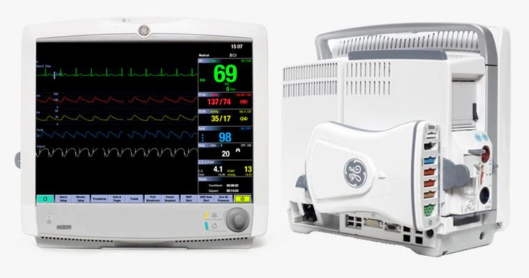 Security Week 05: critical vulnerabilities of medical devices