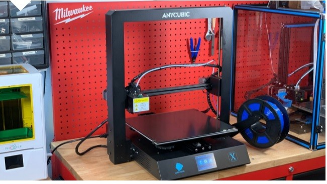 Anycubic Mega X 3D Printer: A Great Printer at a Modest Price