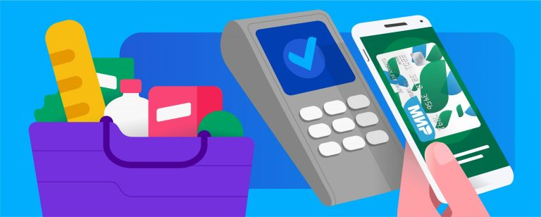 """How mobile wallets work on the example of the """"Mir Pay"""" application"""