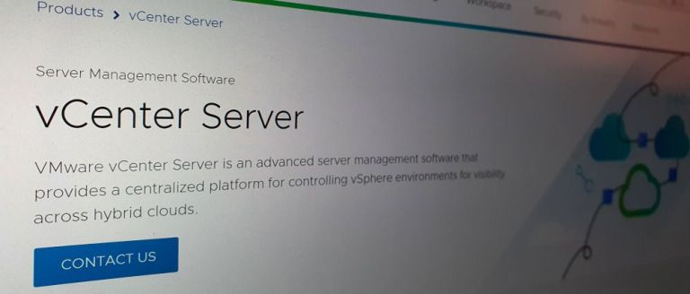 Security Week 23: Exploiting a Vulnerability in VMware vCenter