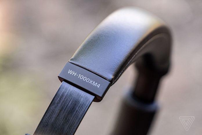 Навушники Sony WH-1000XM4