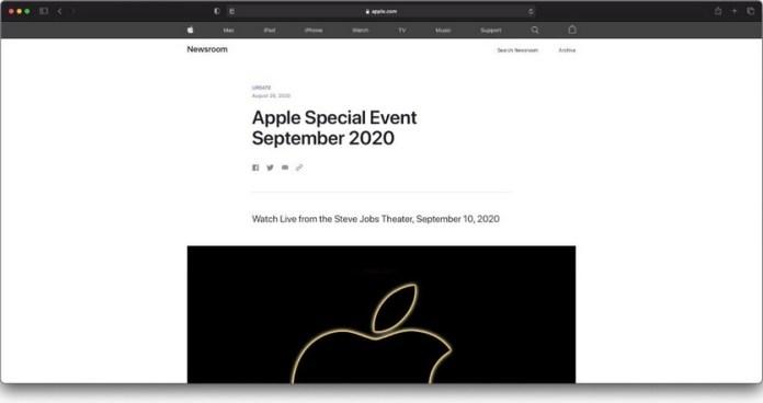 Виток інформації про презентацію iPhone 12