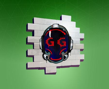 Fortnite Visitor GG Spray - All New Fortnite Leaked Skins & Cosmetics List (v14.60).