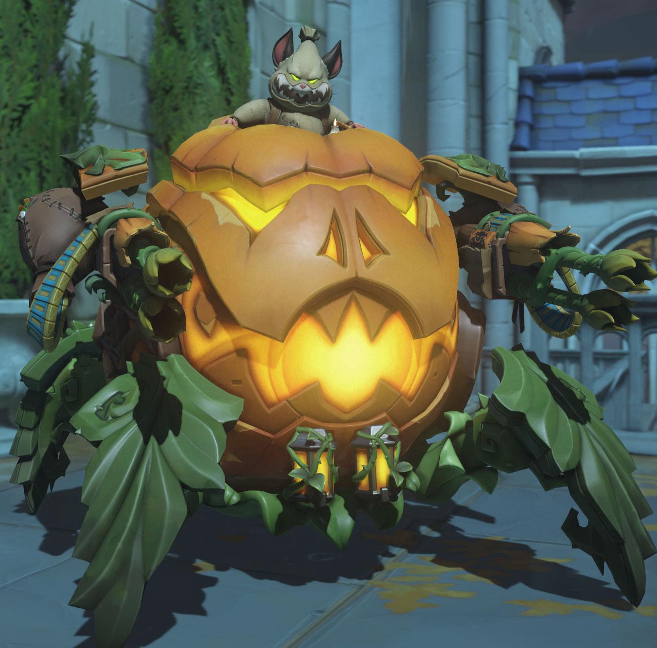 Overwatch Halloween Skins 2018 List Swamp Monster Banshee Jack O Lantern And More Pro