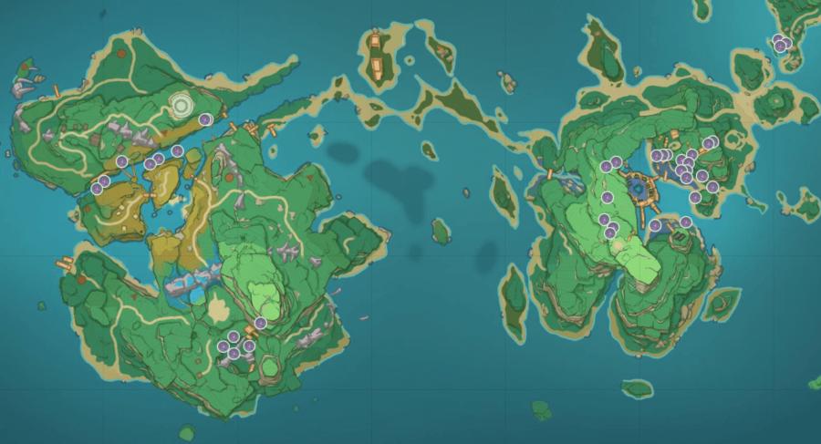 Yashiori island is an area in inazuma. How To Farm Naku Weed In Genshin Impact Pro Game Guides
