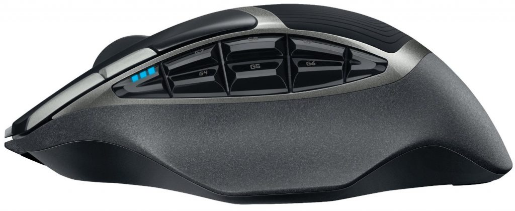 image of wireless mouse from logitech