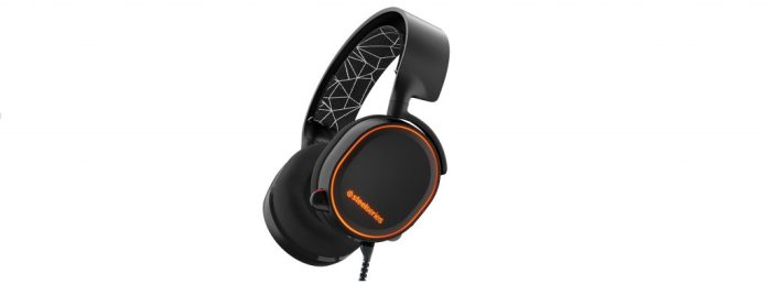 Image of SteelSeries Arctis headset for gaming
