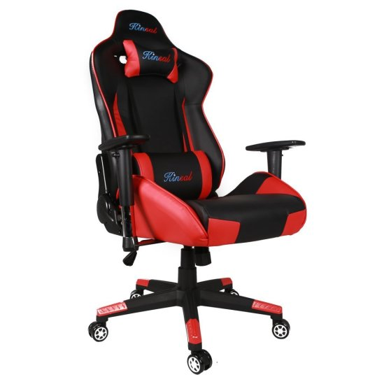 Image of high-end computer gaming chair