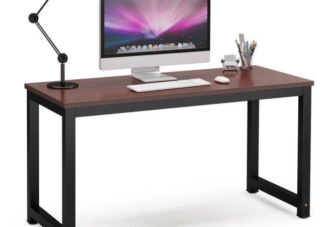 best computer desk 6 office gaming tables tested. Black Bedroom Furniture Sets. Home Design Ideas