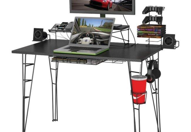 image of versatile gaming desk