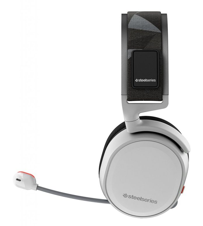 Image of the best wireless headset by Steelseries
