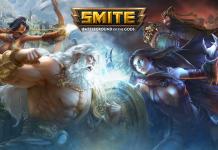 Smite MOBA wallpaper