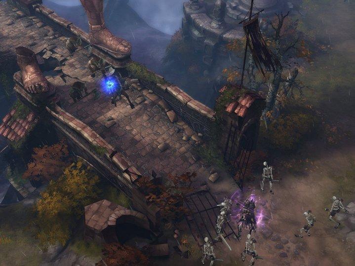 Diablo 3 in-game screenshot