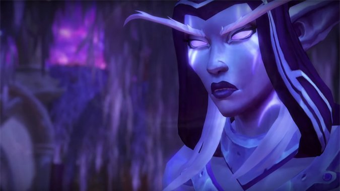 Image of nightborne from Wow