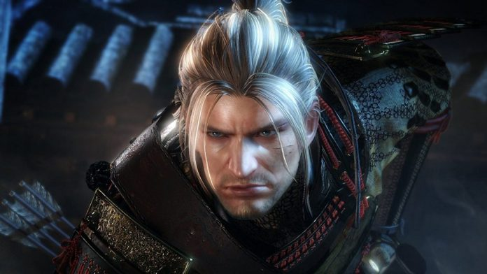 Screenshot from Nioh PS4 game