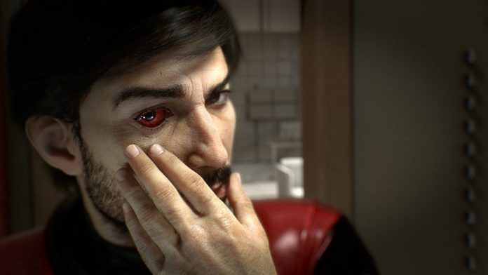 Image from the Prey game cinematic