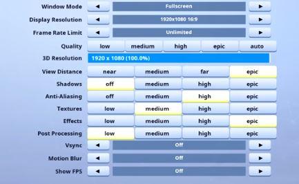 TSM Myth Fortnite Settings, Keybinds, Sensitivity & Gear