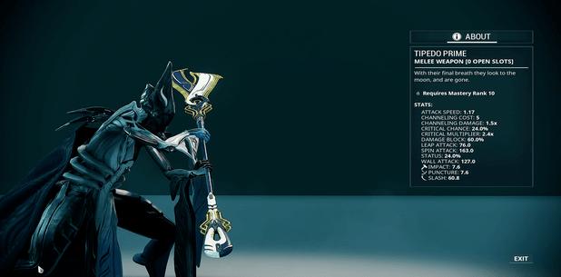 Tipedo Prime - 1