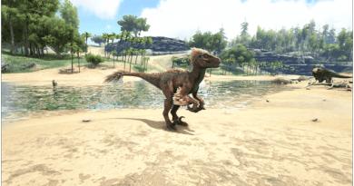 ARK Raptor