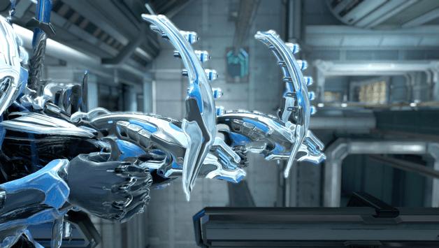 Akarius Warframe Secondary Weapon