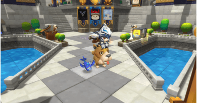 MapleStory 2 Mounts