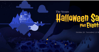 Steam Halloween Sale and Events 2019