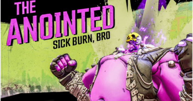Borderlands 3 Billy, The Anointed Boss