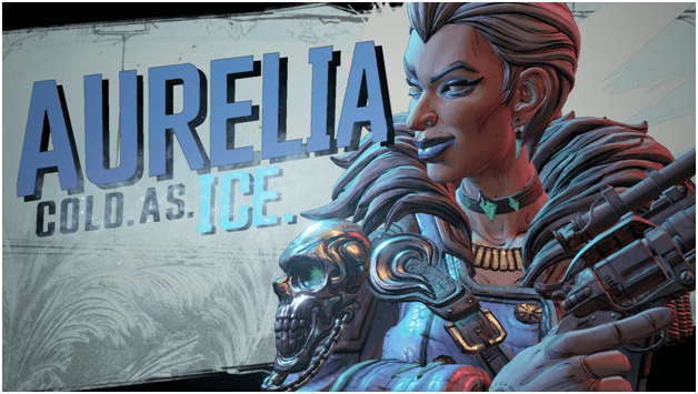 Borderlands 3 Aurelia Boss